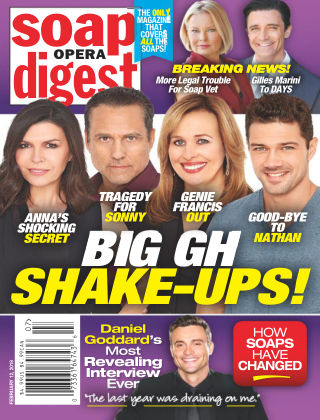 Soap Opera Digest Feb 12 2018