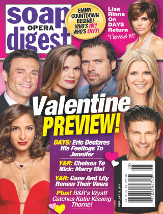 Soap Opera Digest Feb 19 2018