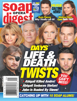 Soap Opera Digest Feb 26 2018