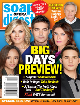 Soap Opera Digest Mar 26 2018