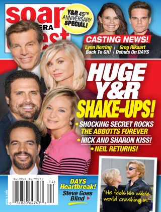 Soap Opera Digest Apr 2 2018
