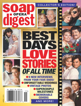 Soap Opera Digest Apr 9 2018