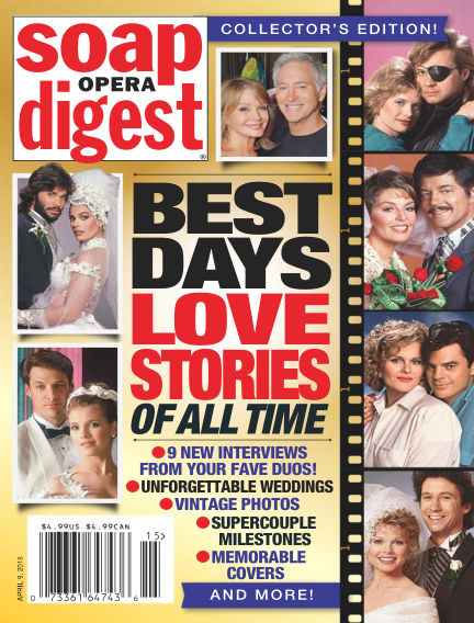 Soap Opera Digest April 01, 2018 00:00