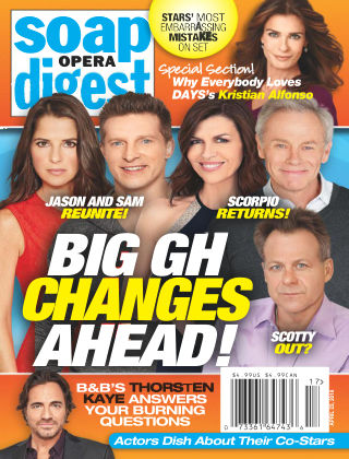 Soap Opera Digest Apr 23 2018