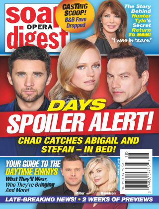 Soap Opera Digest Apr 30 2018