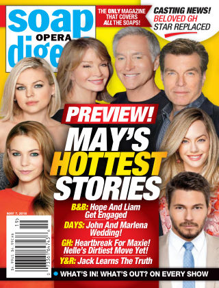 Soap Opera Digest May 7 2018