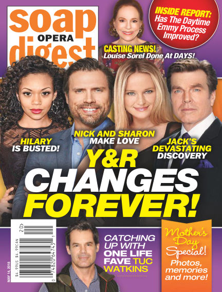 Soap Opera Digest May 06, 2018 00:00