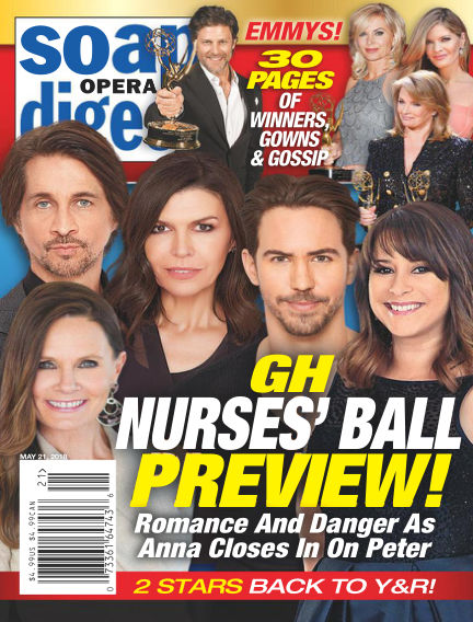 Soap Opera Digest May 13, 2018 00:00