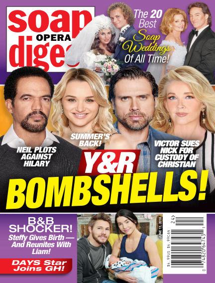 Soap Opera Digest June 03, 2018 00:00
