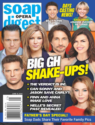 Soap Opera Digest Jun 18 2018