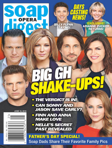 Soap Opera Digest June 10, 2018 00:00