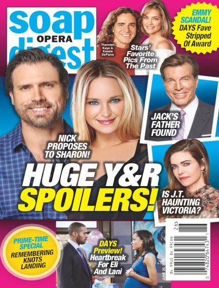 Soap Opera Digest June 17, 2018 00:00