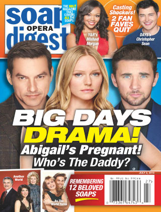 Soap Opera Digest Jul 2 2018
