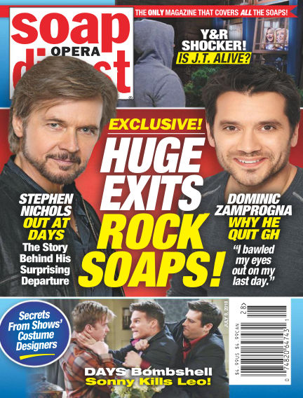 Soap Opera Digest July 01, 2018 00:00