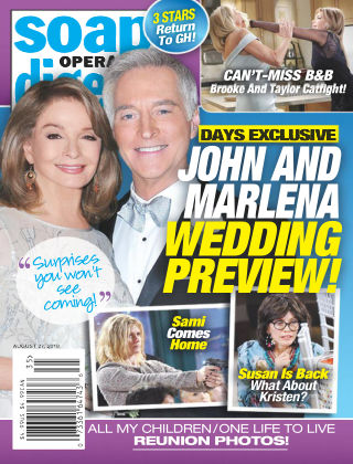 Soap Opera Digest Aug 27 2018