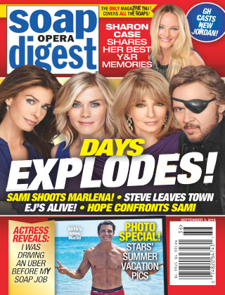 Soap Opera Digest Sep 3 2018