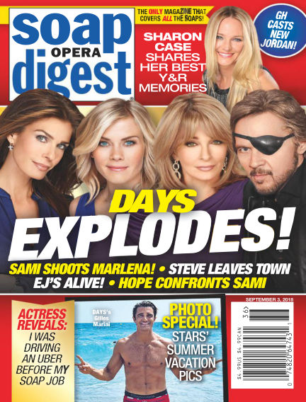 Soap Opera Digest August 26, 2018 00:00