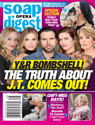 Soap Opera Digest Sep 17 2018