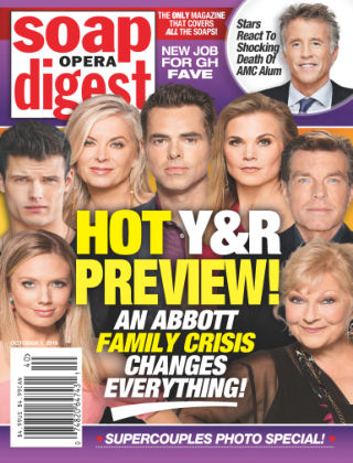 Soap Opera Digest Oct 1 2018