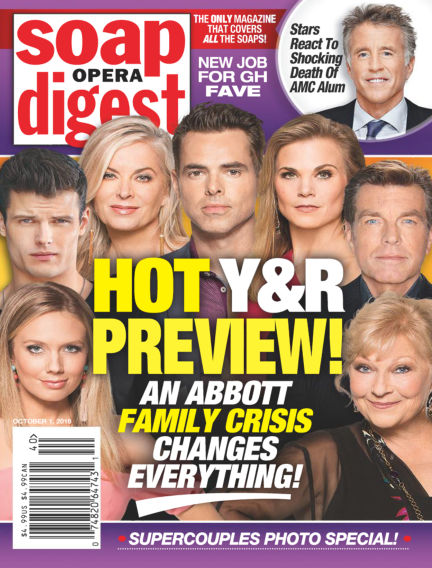 Soap Opera Digest September 23, 2018 00:00