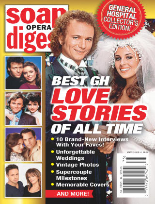 Soap Opera Digest Oct 4 2018