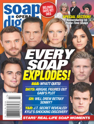 Soap Opera Digest Oct 22 2018