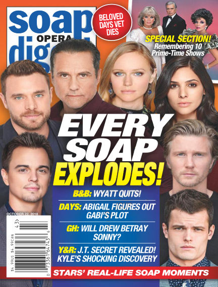 Soap Opera Digest October 14, 2018 00:00