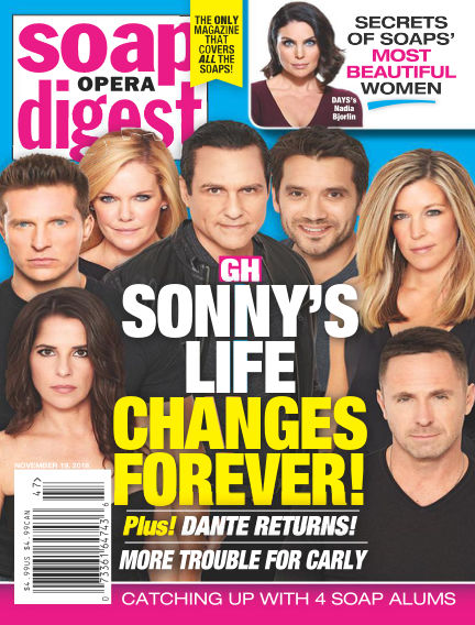Soap Opera Digest November 11, 2018 00:00