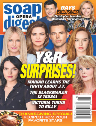 Soap Opera Digest Nov 26 2018