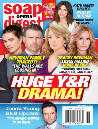 Soap Opera Digest Dec 10 2018