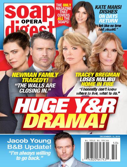 Soap Opera Digest December 02, 2018 00:00