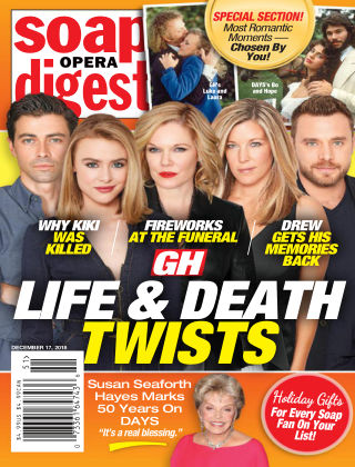 Soap Opera Digest Dec 17 2018