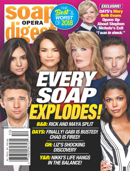 Soap Opera Digest December 16, 2018 00:00