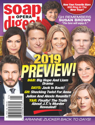 Soap Opera Digest Jan 7 2019