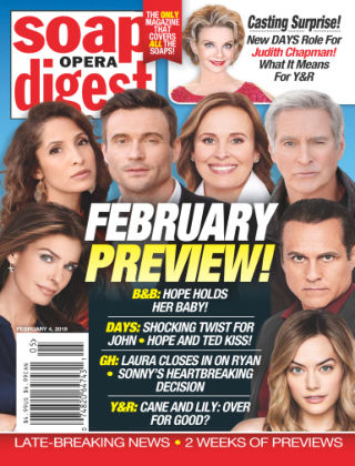 Soap Opera Digest Feb 4 2019