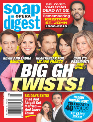 Soap Opera Digest Feb 25 2019