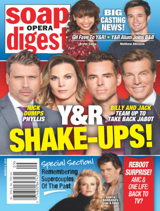 Soap Opera Digest Mar 4 2019