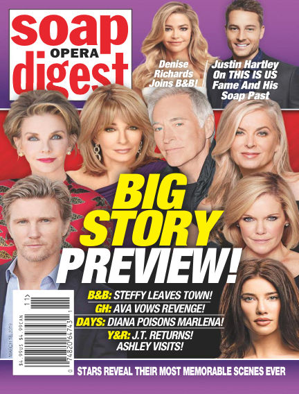 Soap Opera Digest March 10, 2019 00:00