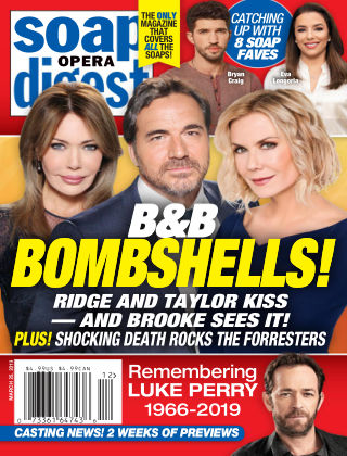Soap Opera Digest Mar 25 2019