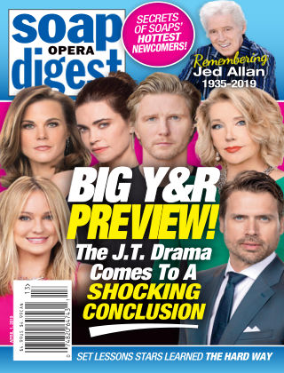 Soap Opera Digest Apr 1 2019