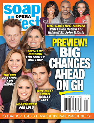 Soap Opera Digest Apr 8 2019