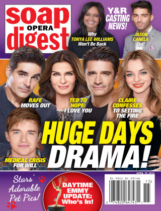 Soap Opera Digest Apr 15 2019