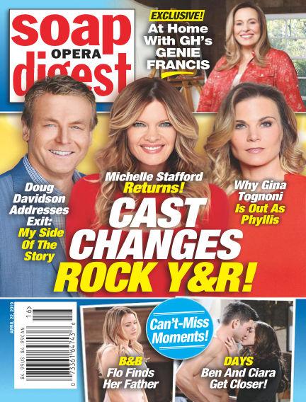 Soap Opera Digest April 14, 2019 00:00
