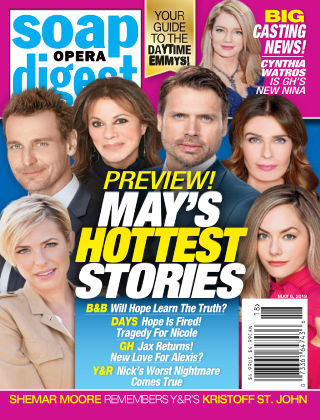 Soap Opera Digest May 6 2019