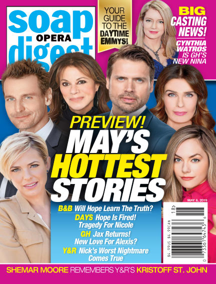 Soap Opera Digest April 28, 2019 00:00