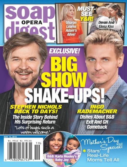 Soap Opera Digest May 05, 2019 00:00