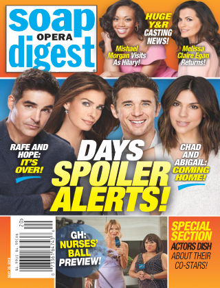Soap Opera Digest May 20 2019