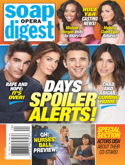 Soap Opera Digest May 12, 2019 00:00
