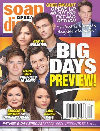 Soap Opera Digest Jun 17 2019