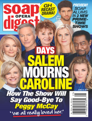 Soap Opera Digest Jun 24 2019